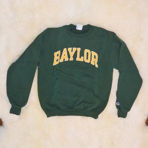 Baylor University Champion Sweatshirt